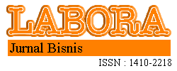 Jurnal Bisnis LABORA